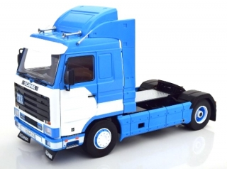 Scania 143 Streamline 1995 light blue/white 1:18 Road Kings