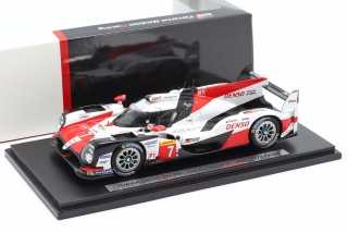 Toyota TS050 Hybrid #7 Launch version 2nd 24h LeMans 2018 1:43 Spark
