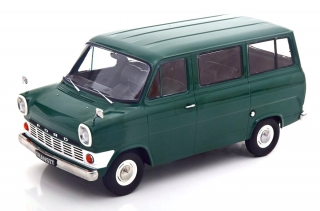 Ford Transit MK1 Bus 1965 dark green 1:18 KK Scale