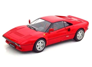 Ferrari 288 GTO 1984 red/black red interior 1:18 KK Scale