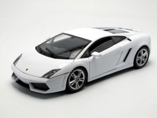 Lamborghini Gallardo LP 560-4 2009 white 1:18 Welly