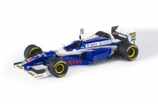 Williams F1 Renault FW19 #3 Jacques Villeneuve 1997 World Champion 1:18 GP Replicas