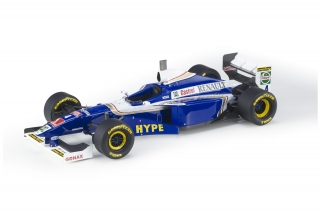 Williams F1 Renault FW19 #4 H.H.Frentzen 1997 1:18 GP Replicas