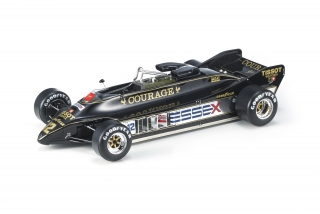 Lotus F1 88B Courage Essex #12 Nigel Mansell 1981 1:18 GP Replicas