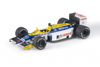 Williams F1 FW11 Honda #5 N.Mansell 1986 1:18 GP Replicas