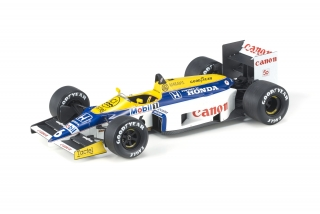 Williams F1 FW11 Honda #6 N.Piquet 1986 1:18 GP Replicas