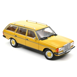 Mercedes-Benz 200 T 1982 yellow 1:18 Norev