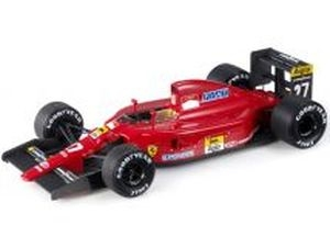 Ferrari 642 (F1-91) #27 Alan Prost Season 1991 1:18 GP Replicas