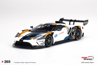 Ford GT Mk II Goodwood Festival of Speed 2019 1:18 TopSpeed Models