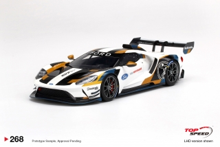 Ford GT Mk II Pebble Beach Concours d'Elegance 2019 1:18 TopSpeed Models