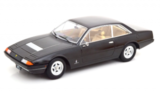 Ferrari 365 GT4 2+2 1972 black 1:18 KK Scale