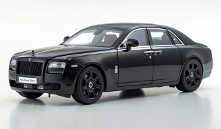 Rolls Royce Ghost diamond black 1:18 Kyosho