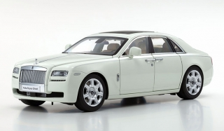 Rolls Royce Ghost english white 1:18 Kyosho