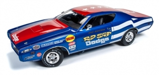 Dodge Charger Dave Boertman 1971 1:18 Auto World