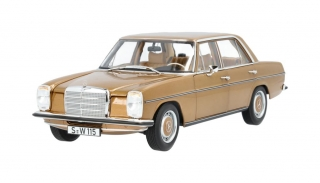 Mercedes-Benz 200 /8 (W115) 1968 gold 1:18 Norev