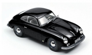 Porsche 356 Coupé 1952 black 1:18 Norev