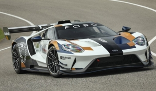 Ford GT MKII 2020 multimatic 1:18 GT Spirit