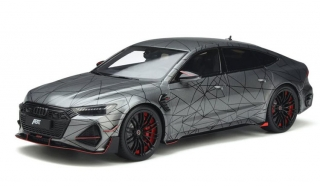 Abt RS 7-R Sportback 2020 Daytona grey 1:18 GT Spirit