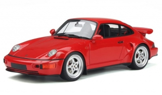 Porsche 911 964 Turbo S Flachbau 19944 guards red 1:18 GT Spirit