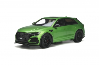 Abt RS Q8-R 2021 Java green 1:18 GT Spirit