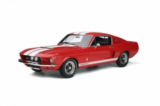 Shelby Mustang GT500 1967 red 1:12 OttOmobile