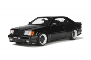 Mercedes Benz C124 6.0L The Hammer 1990 black 1:18 OttOmobile