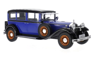 Mercedes Typ Nürburg 460/460K 1928 blue 1:18 MCG Modelcar Group