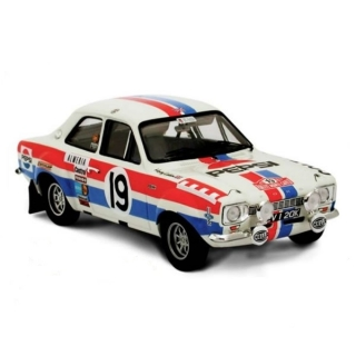 Ford Escort RS 1600 MKI #19 Rally Monte Carlo 1972 1:18 Triple9 Collection